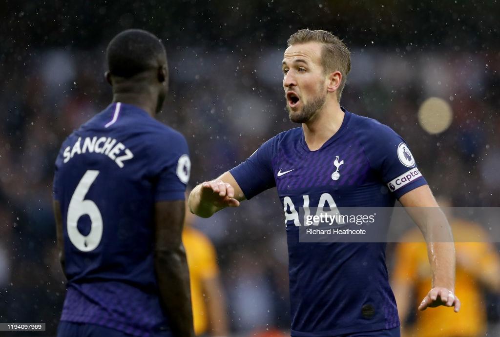 Spurs centre-back Davinson Sánchez opens up about Harry Kane's situation