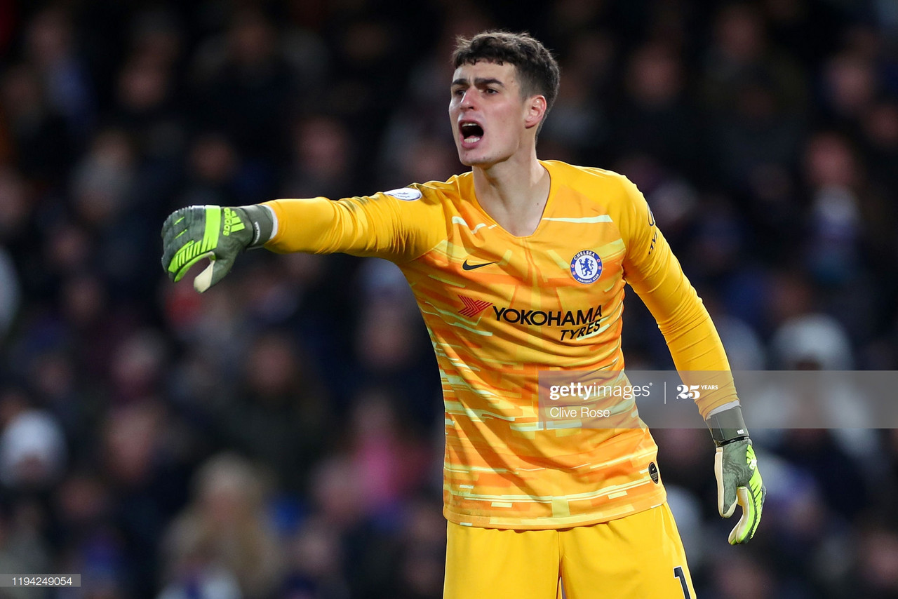 Under the Spotlight: Kepa Arrizabalaga's stern test
