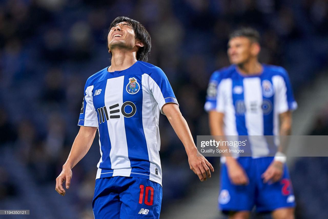 FC Porto e Académico de Viseu adiam passagem à final da Taça de Portugal