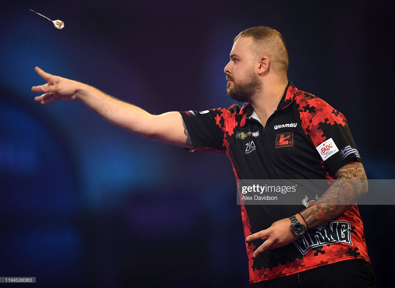 """Darts: """"It made me believe in myself"""", exclusive interview with Boris Koltsov"""