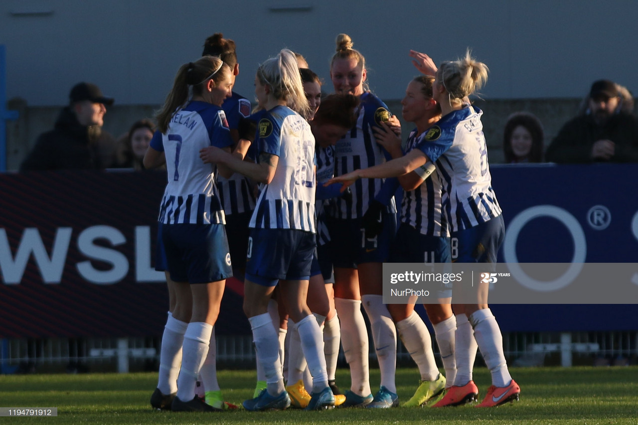 Brighton Women announce that Matilde Lundorf is set to depart as well as retained list