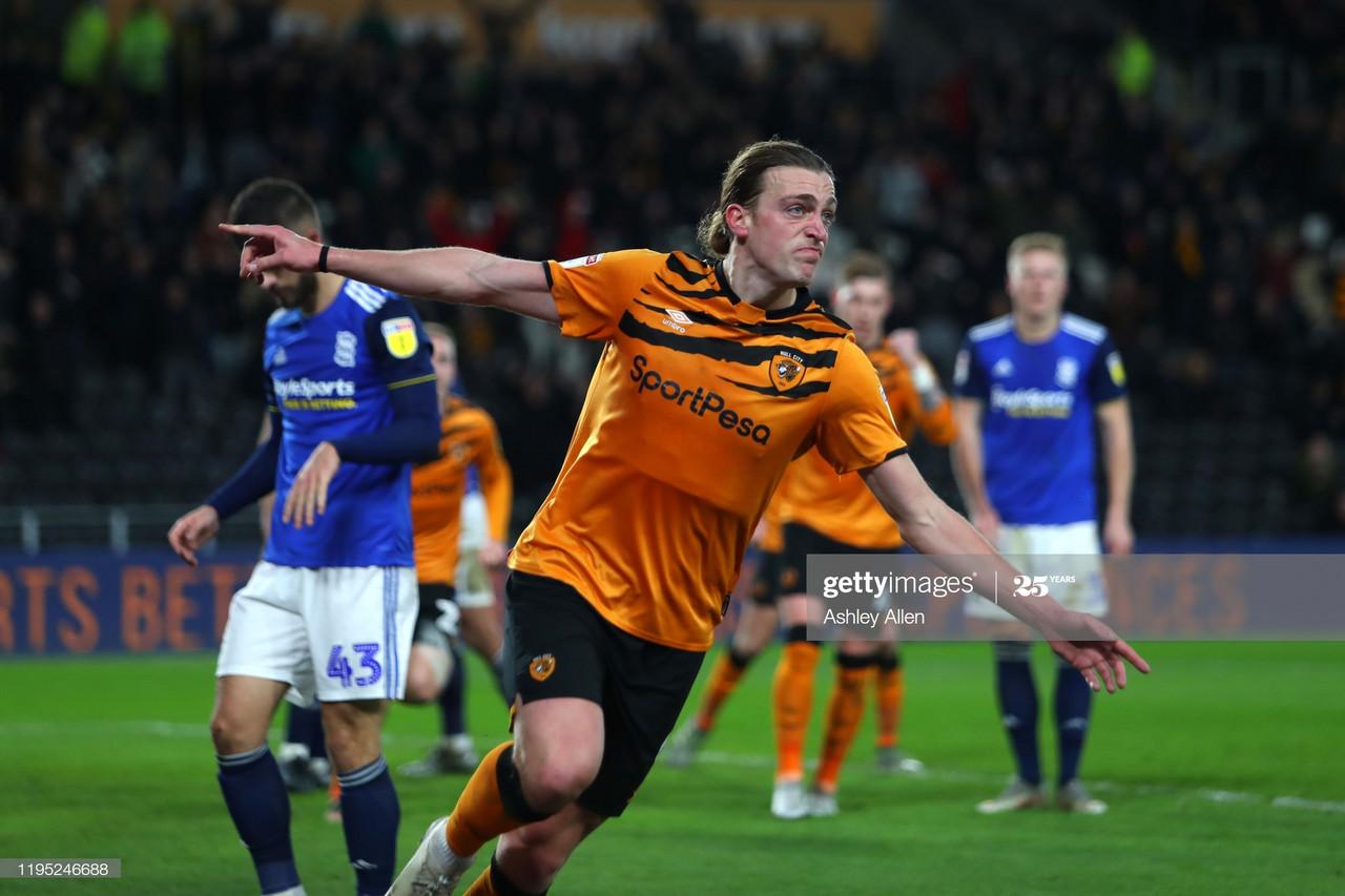 Hull City 2-2 Huddersfield Town: Both sides get a run out ahead of season restart