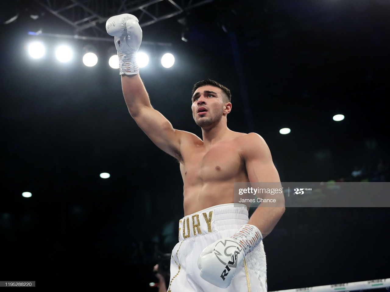 Tommy Fury Back in Action on Friday Night