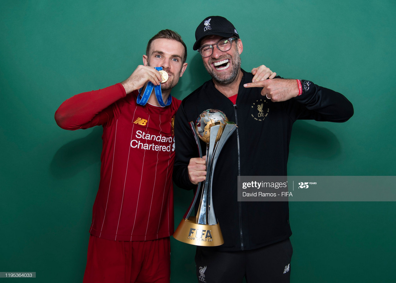 Footballer of the Year Henderson has had 'exceptional' individual season, Klopp insists