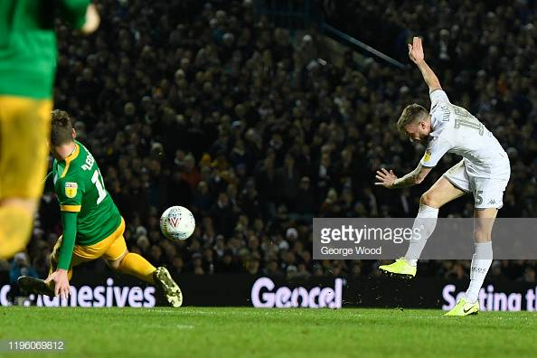 Leeds United 1-1 Preston North End: Leeds earn a share of the spoils late on