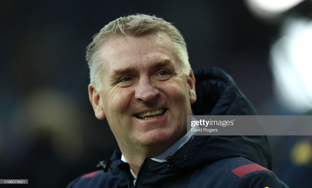 Dean Smith post Norwich: 'Attitude, application and enthusiasm'