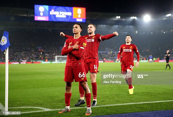 Liverpool 3-0 Leicester City: Impressive Reds Run Out Comfortable Winners