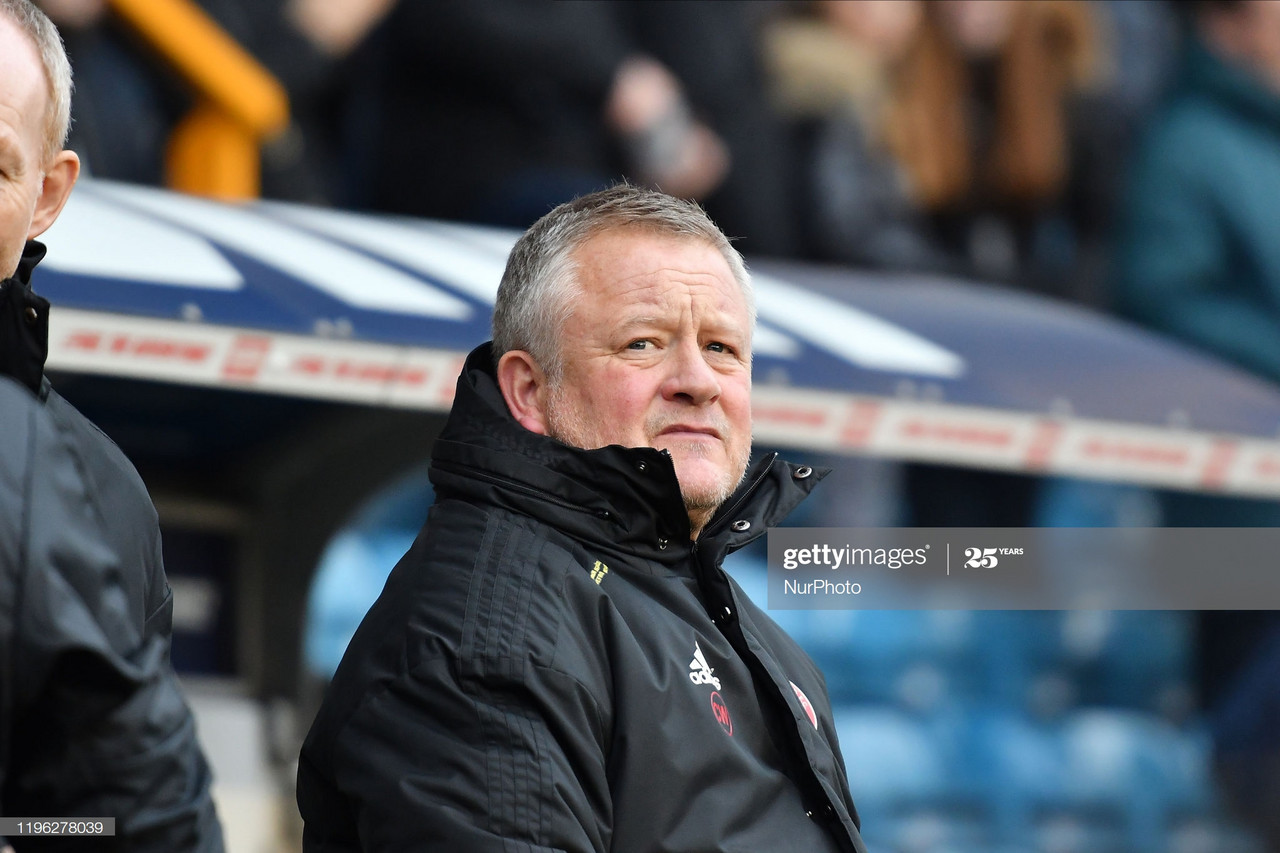 """Sheffield United """"need to be brave,"""" says Wilder"""