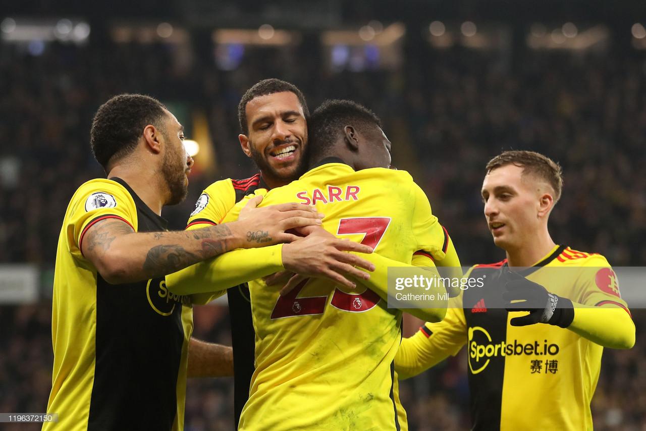 The Warm Down: Watford win crucial basement battle against Aston Villa