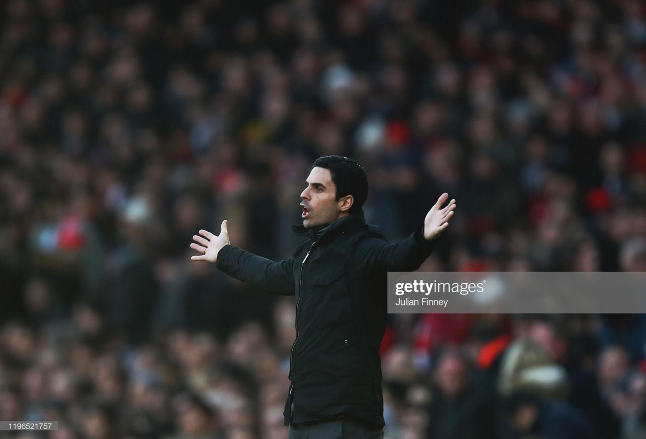 Robin Van Persie gives opinion on Mikel Arteta's Arsenal start