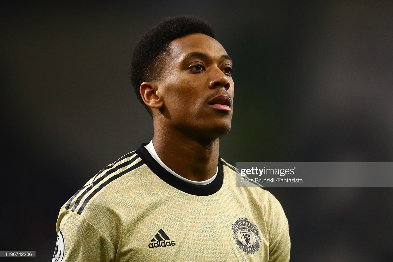 Anthony Martial: Burnley's Kryptonite