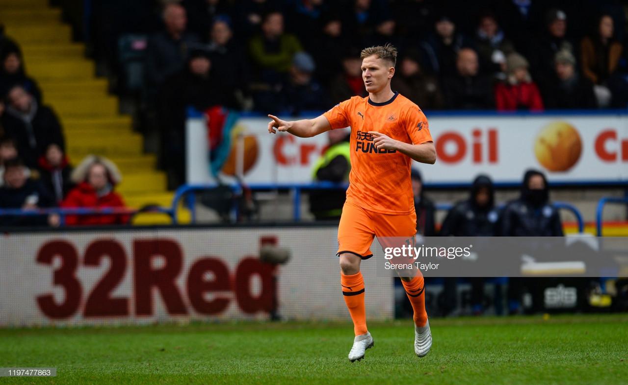 Matt Ritchie comeback can re-ignite the Newcastle spark that has faded
