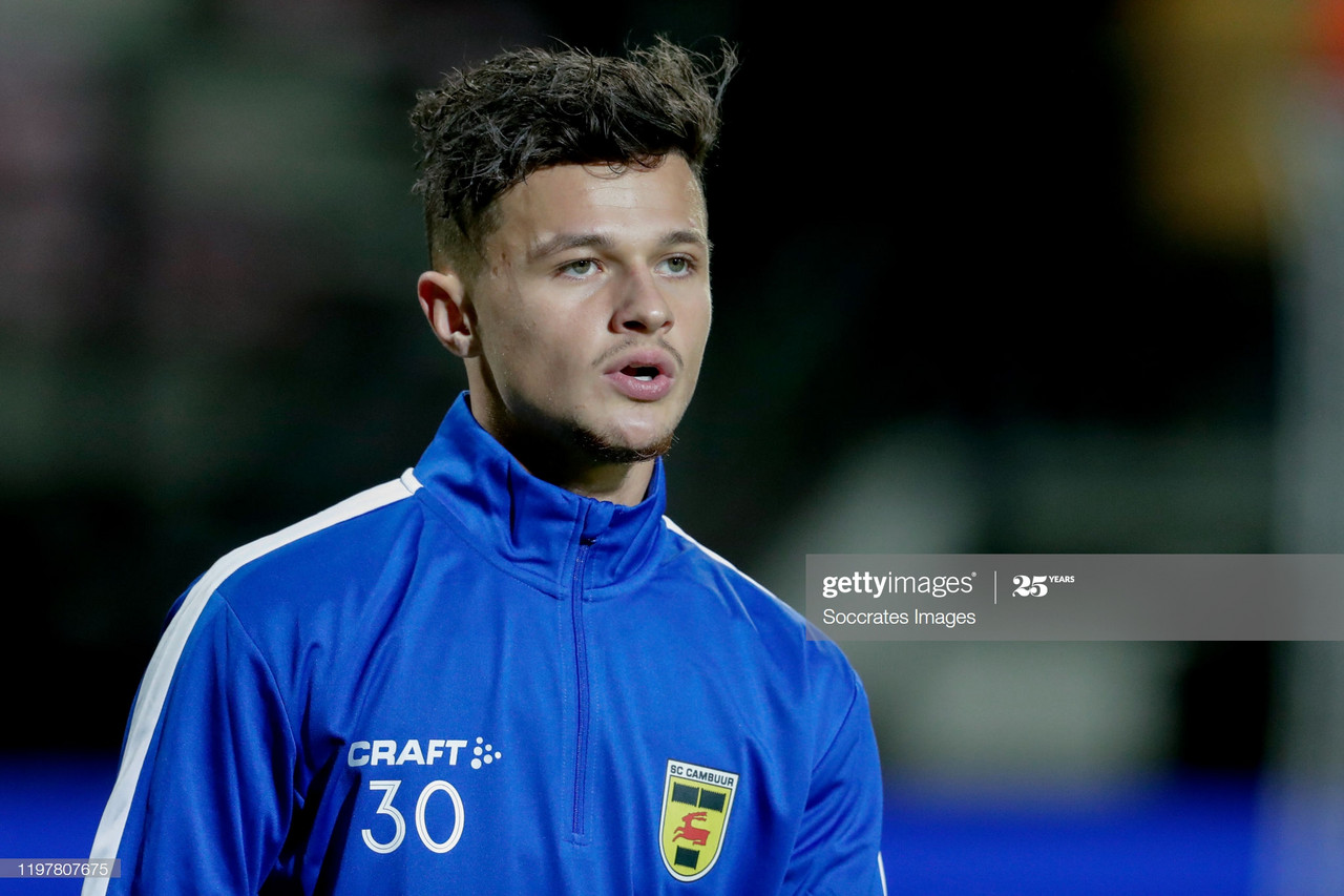 George McEachran: Life on loan and what the future holds
