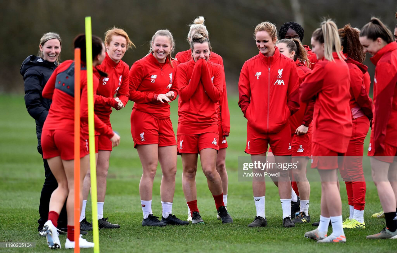 Opinion: Liverpool Women should be accomodated at new Kirkby training complex.