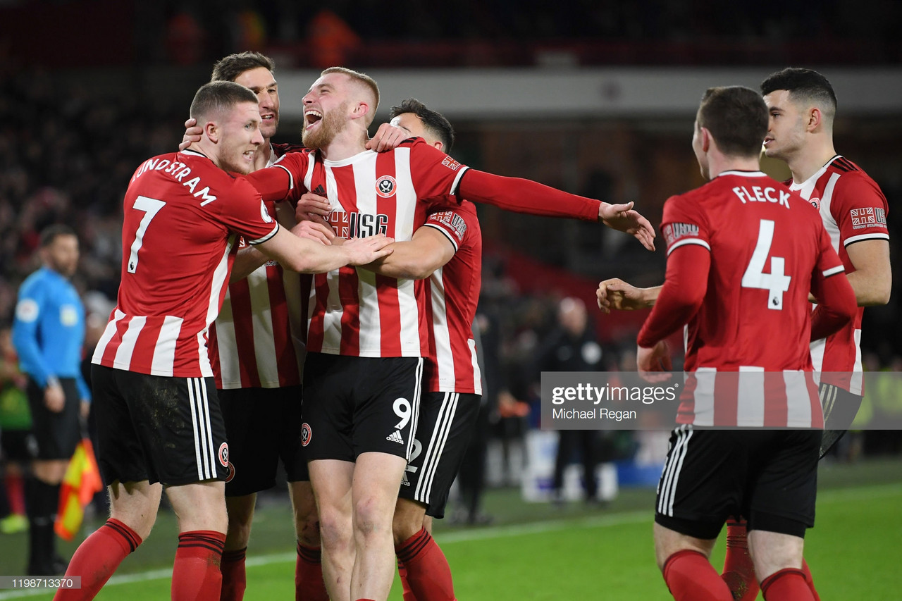 The Europa League dream is on for Sheffield United