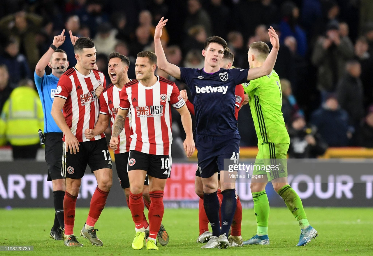 Sheffield United 1-0 West Ham: Defensive mistake leaves Hammers grasping for points again