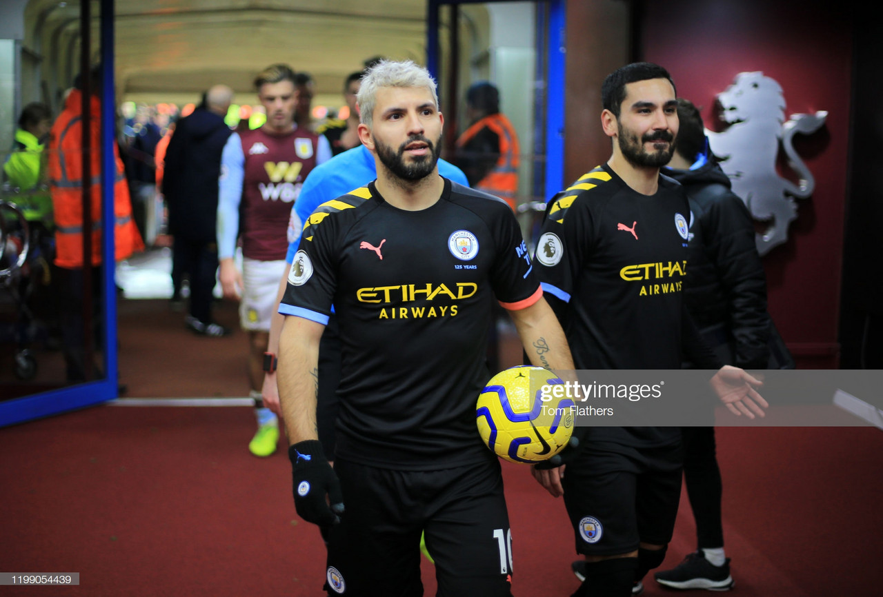 The Warm Down: Aston Villa outclassed by Manchester City