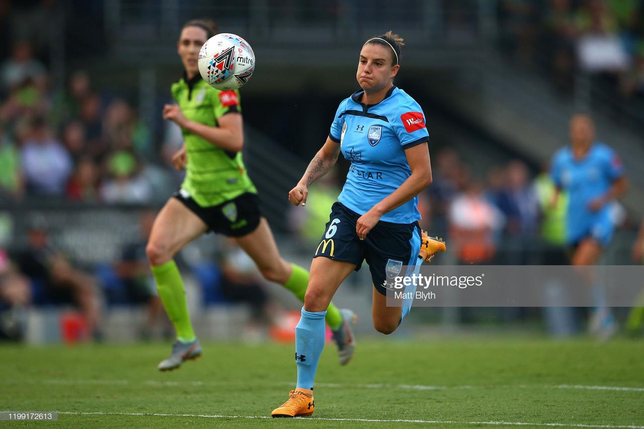 Bristol City Women confirm the signing of Australian International Chloe Logarzo
