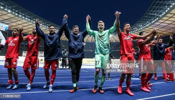 Mainz 05 v Schalke 04: Die Nüllfunf looking to build on capital victory