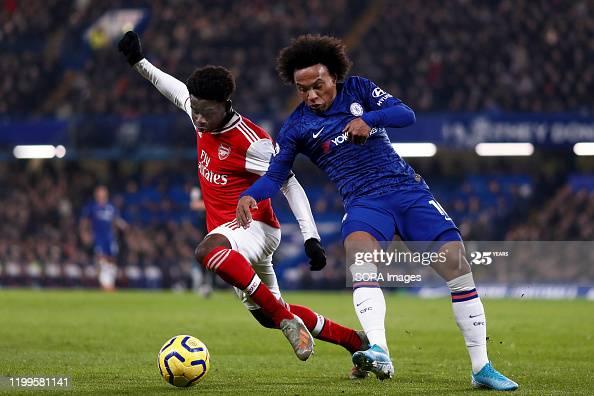 Arsenal vs Chelsea: Predicted Starting XI