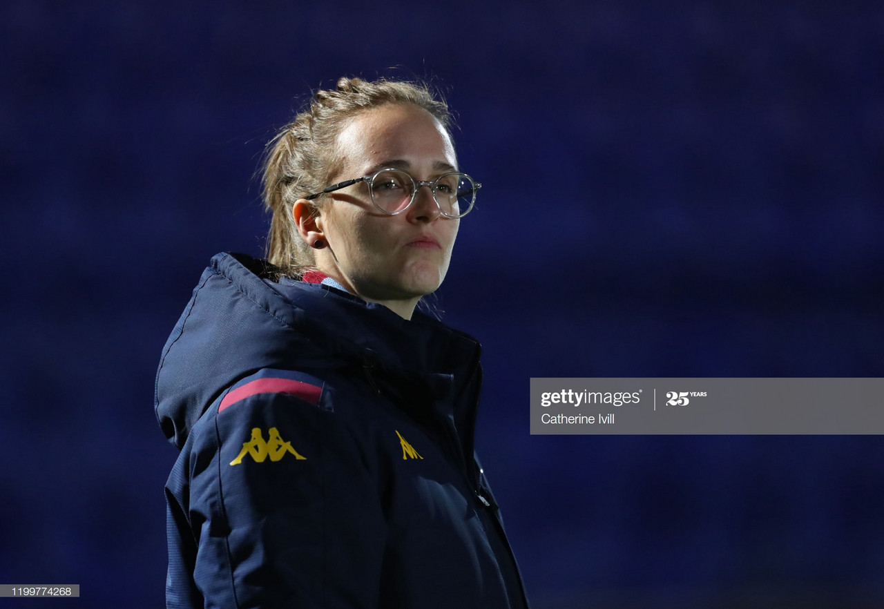 Aston Villa Women issue retained list