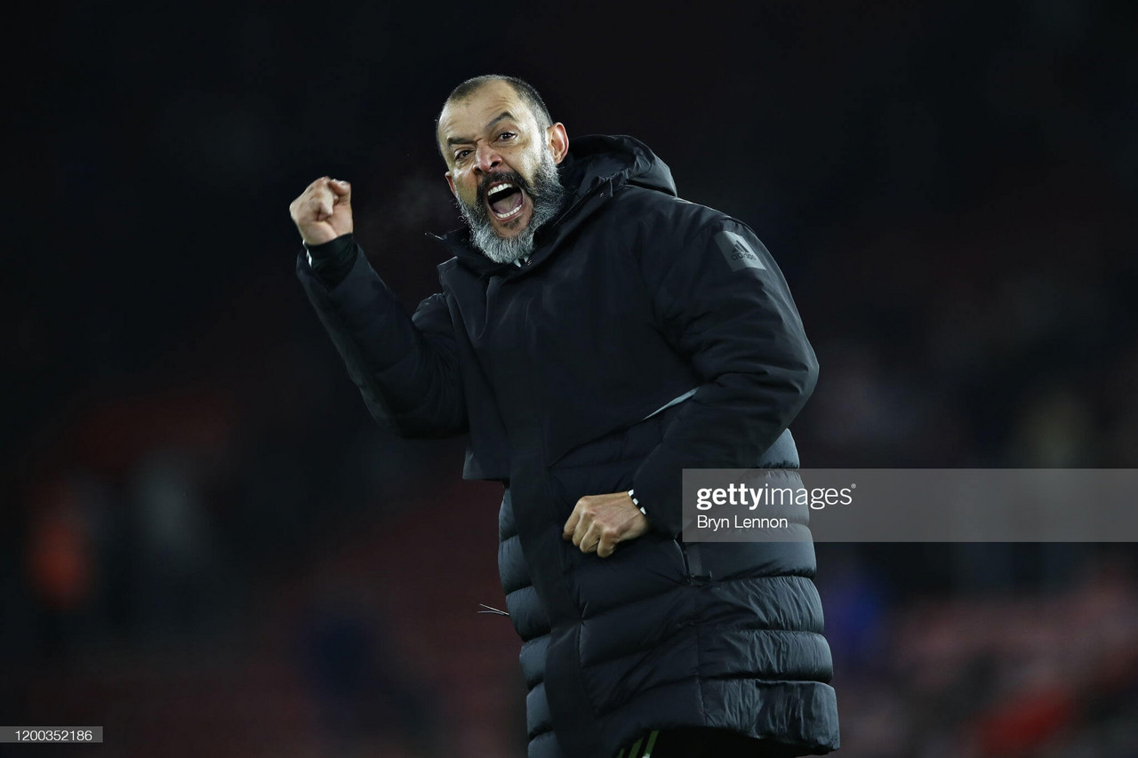 Top 5: Nuno Espirito Santo moments in charge of Wolves