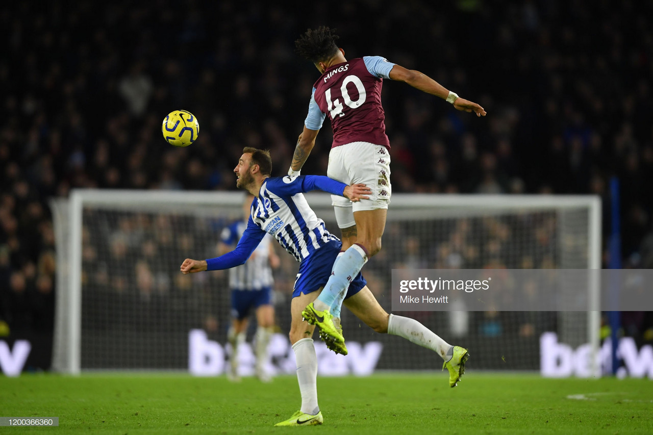 The Warm Down: Villa take a point from Brighton