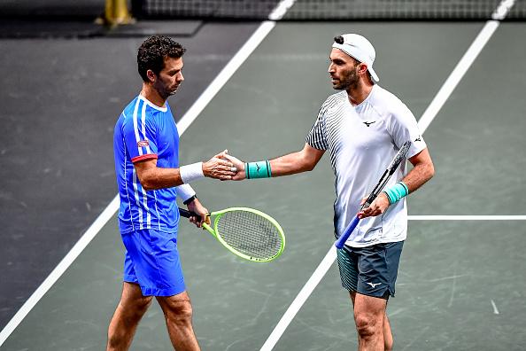 US Open: Men's Doubles semifinals preview