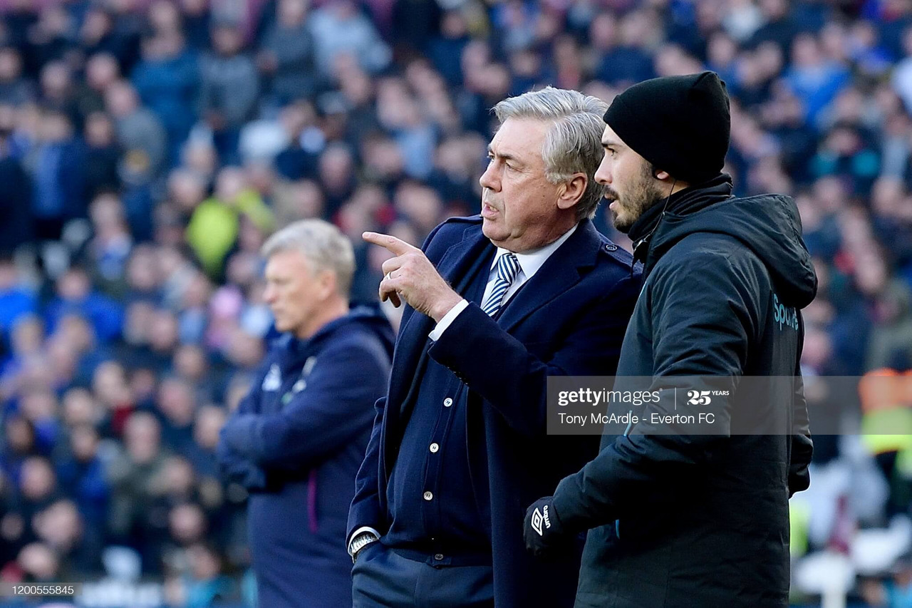 What is it like working with your son? Carlo Ancelotti explains