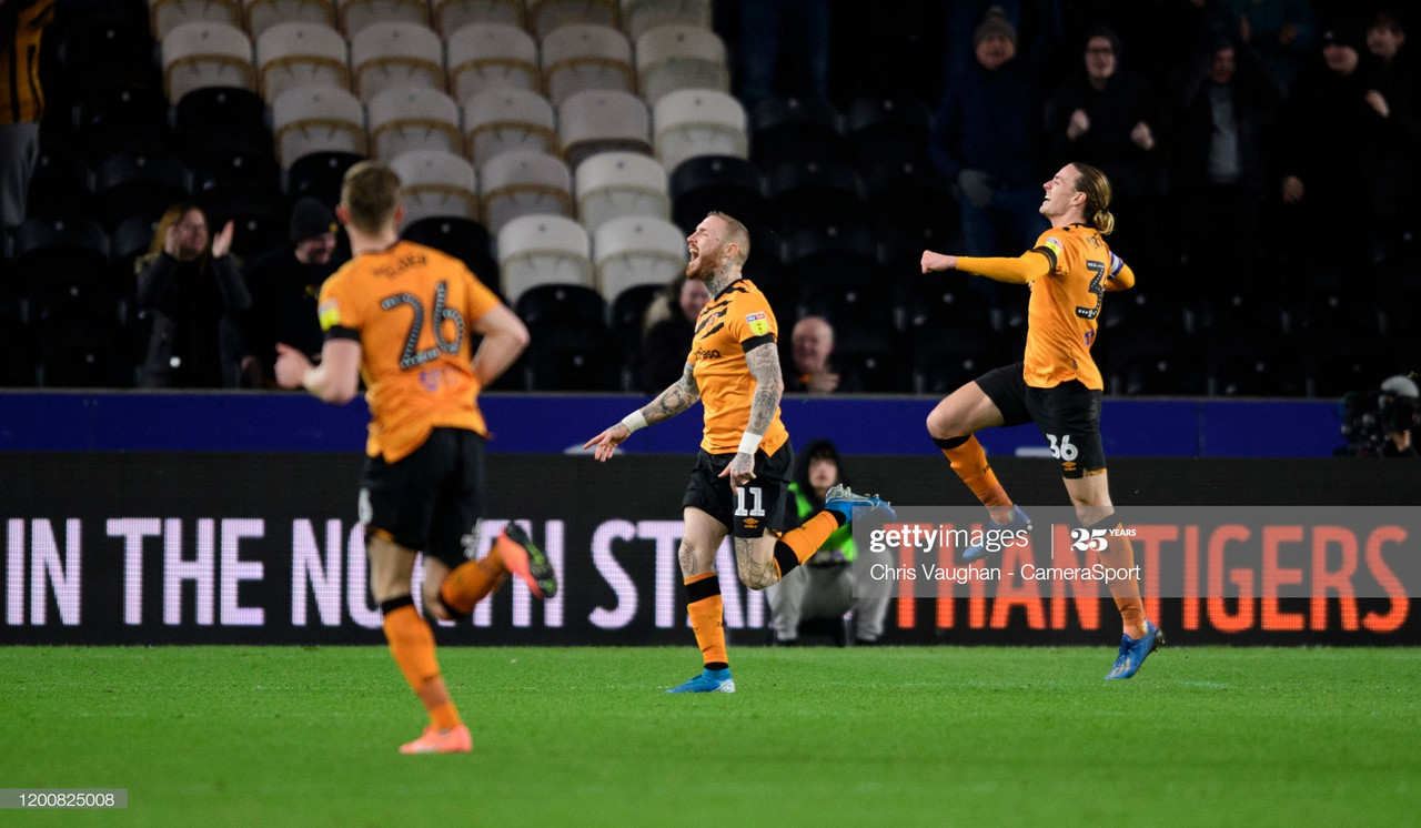 Hull City starting XI: Who should play against Charlton?