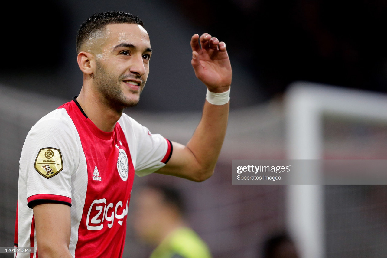 Who is Hakim Ziyech and how can he improve Chelsea?