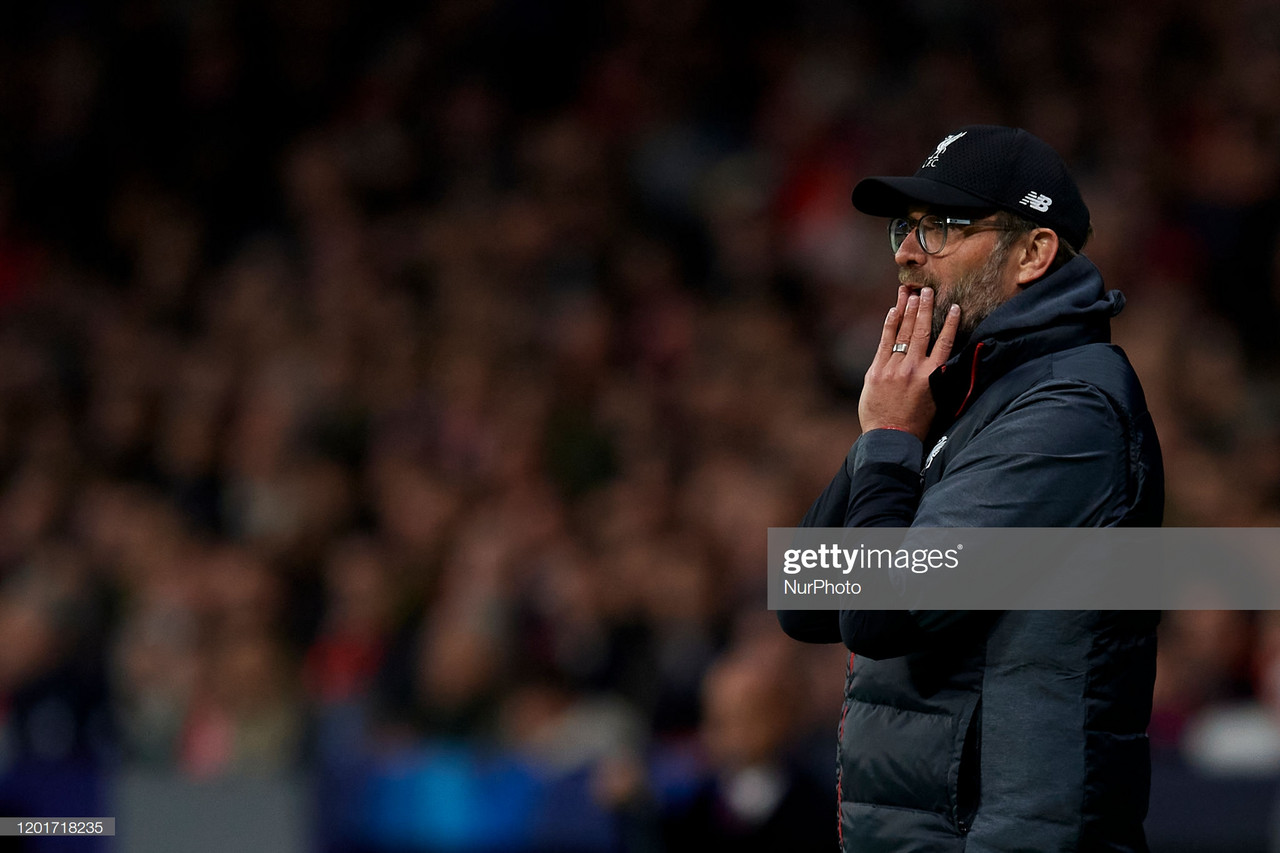 Analysis: Liverpool trail, but know exactly what they have to do at Anfield