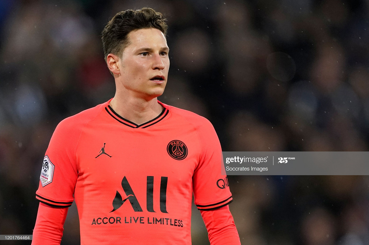 Bundesliga return on the cards for Julian Draxler