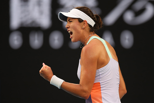 Muguruza claims Svitolina scalp as top women's seeds tumble