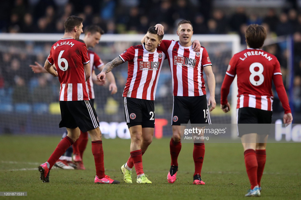 Millwall 0-2 Sheffield United: Muhamed Bešić sends the Blades into the 5th round of the FA Cup