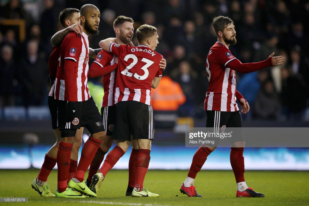 Millwall 0-2 Sheffield United: Blades put in professional performance at The Den