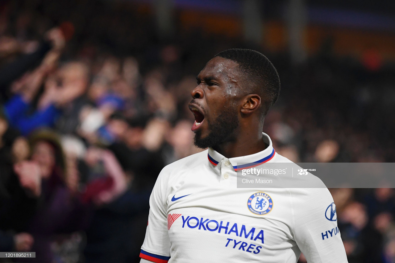 Tomori: We all looked up to Terry