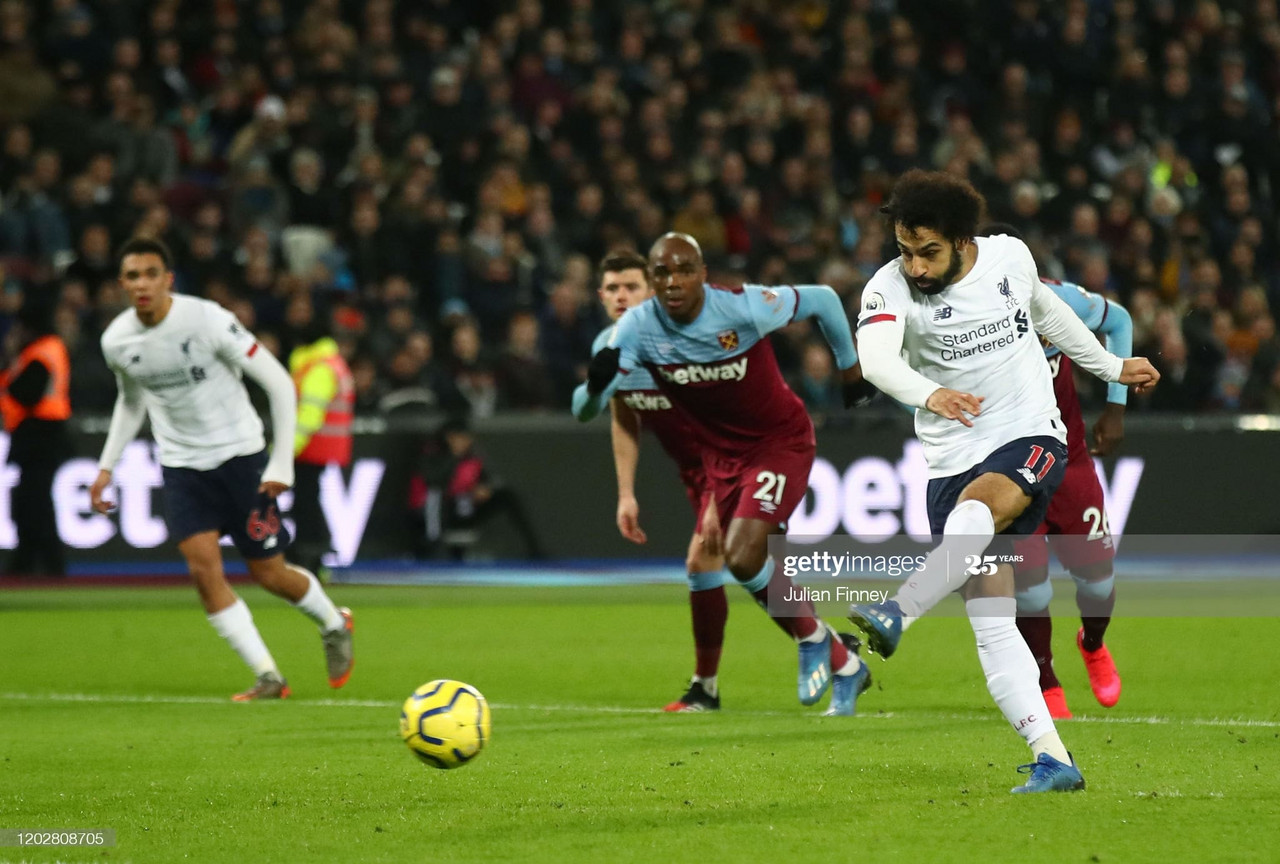 As it happened: Liverpool FC 2-1 West Ham United