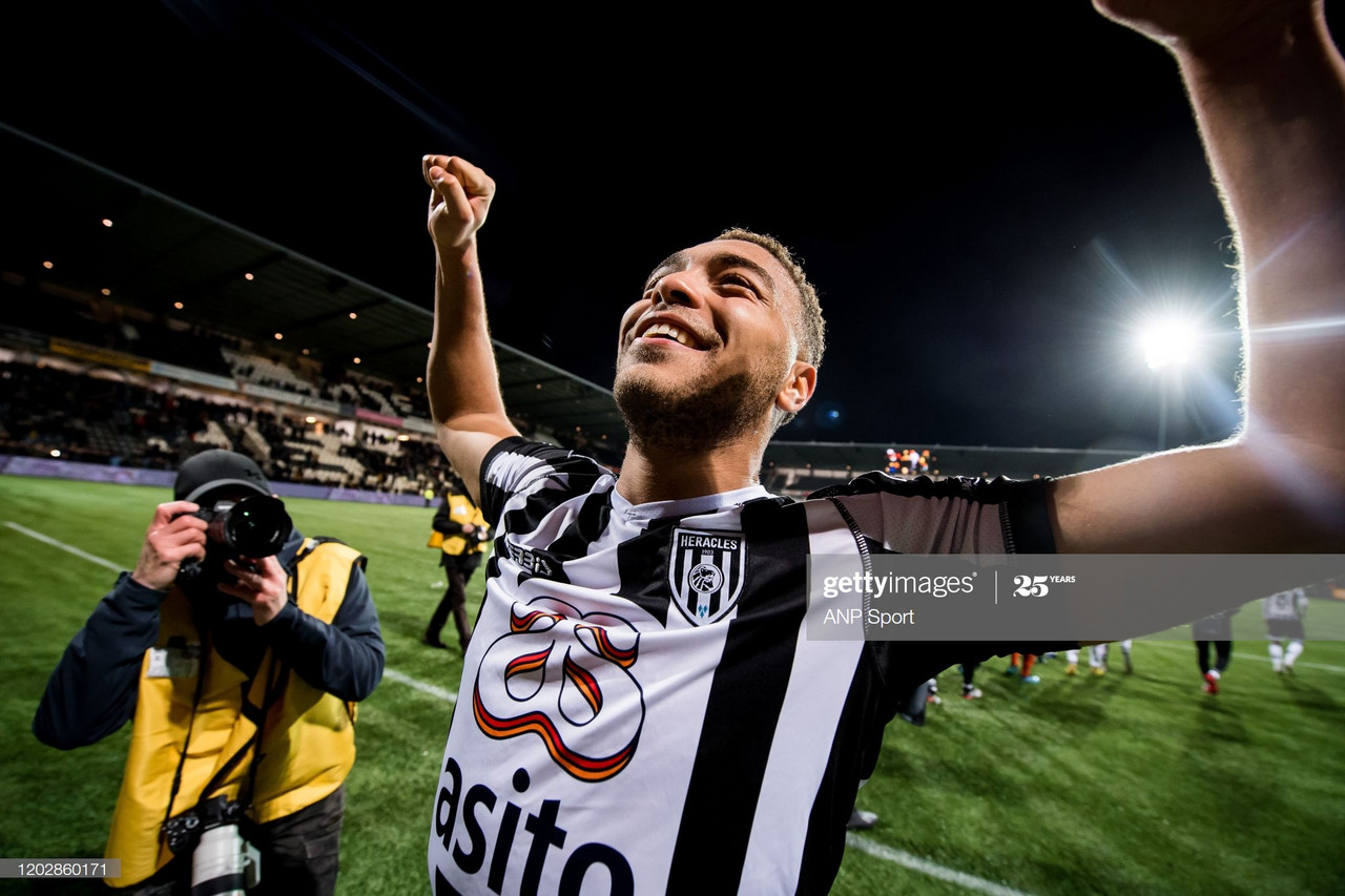 Cyriel Dessers: The Heracles striker who would 'love' a switch to West London