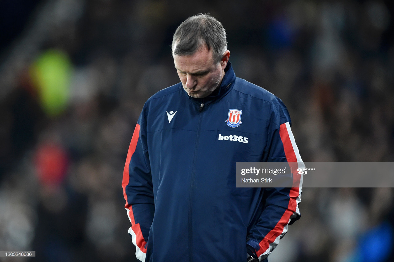 The Warmdown: Relegation worries grow for Potters