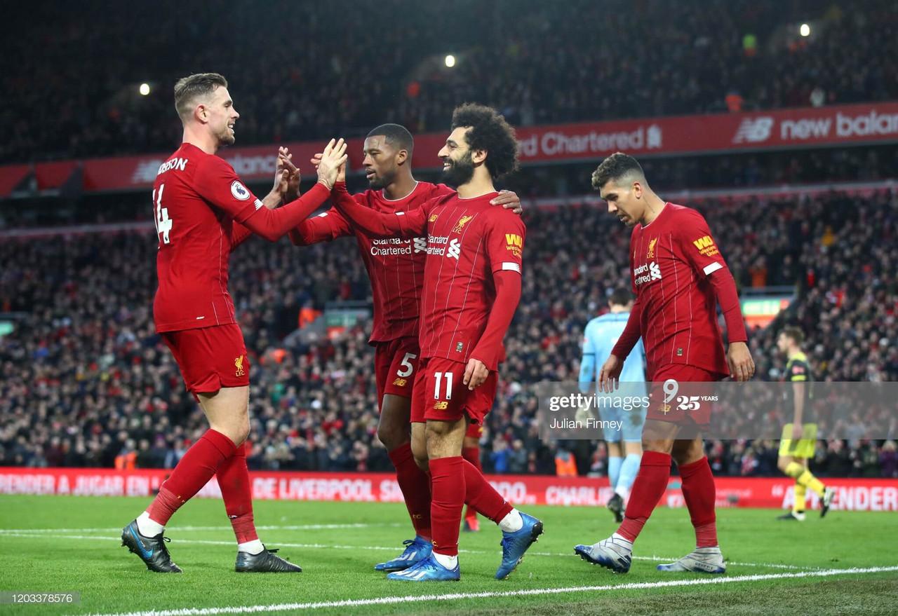 Liverpool return: Jurgen Klopp has an important decision to make