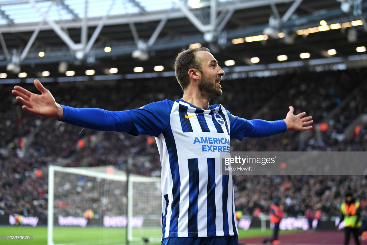 Glenn Murray signs new contract through 2021