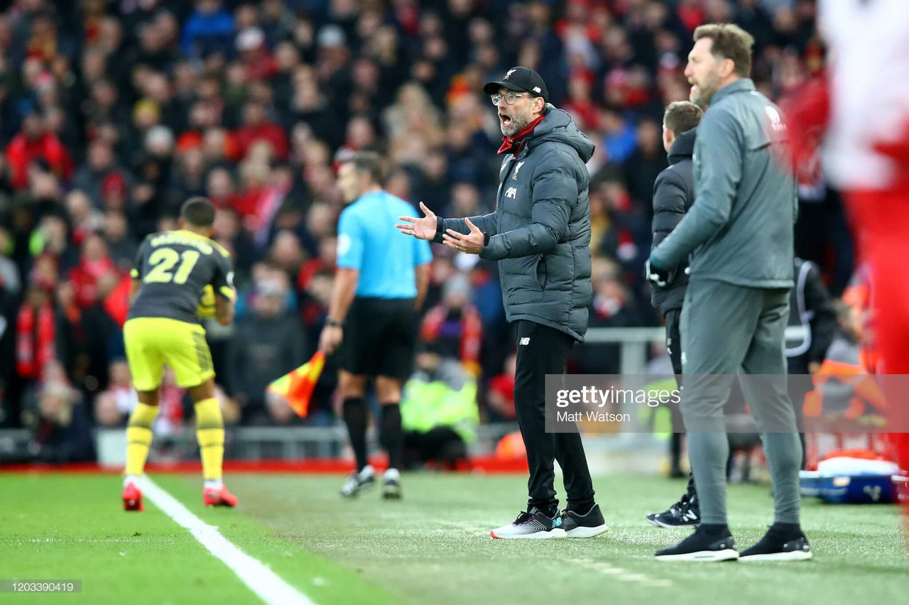 Liverpool 'not even close to perfect', Klopp stresses