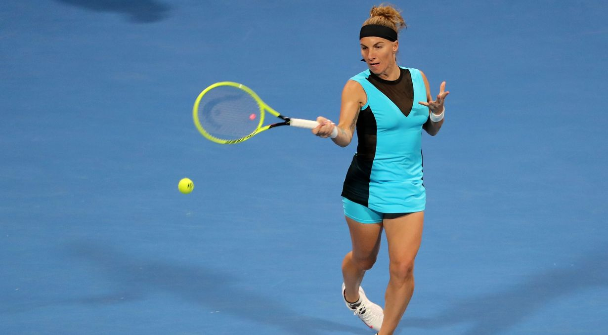WTA Doha Day 5 wrapup: Barty, Kvitova, Sabalenka, Kuznetsova advance to semifinals