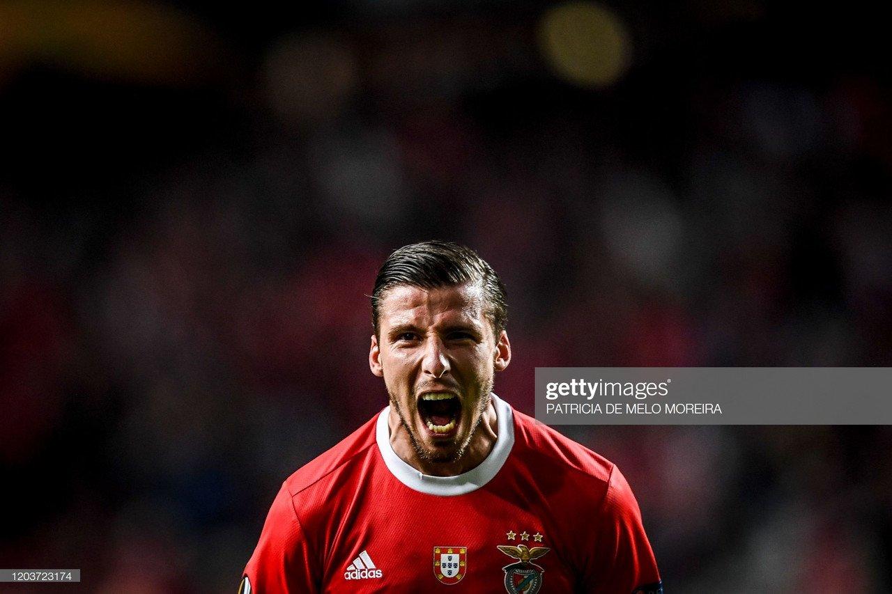 Benfica fica de fora dos 16avos da Liga Europa