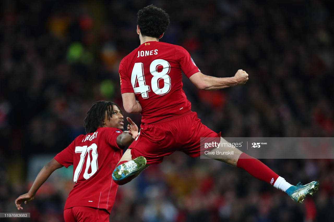 Liverpool's stars-in-waiting: Curtis Jones