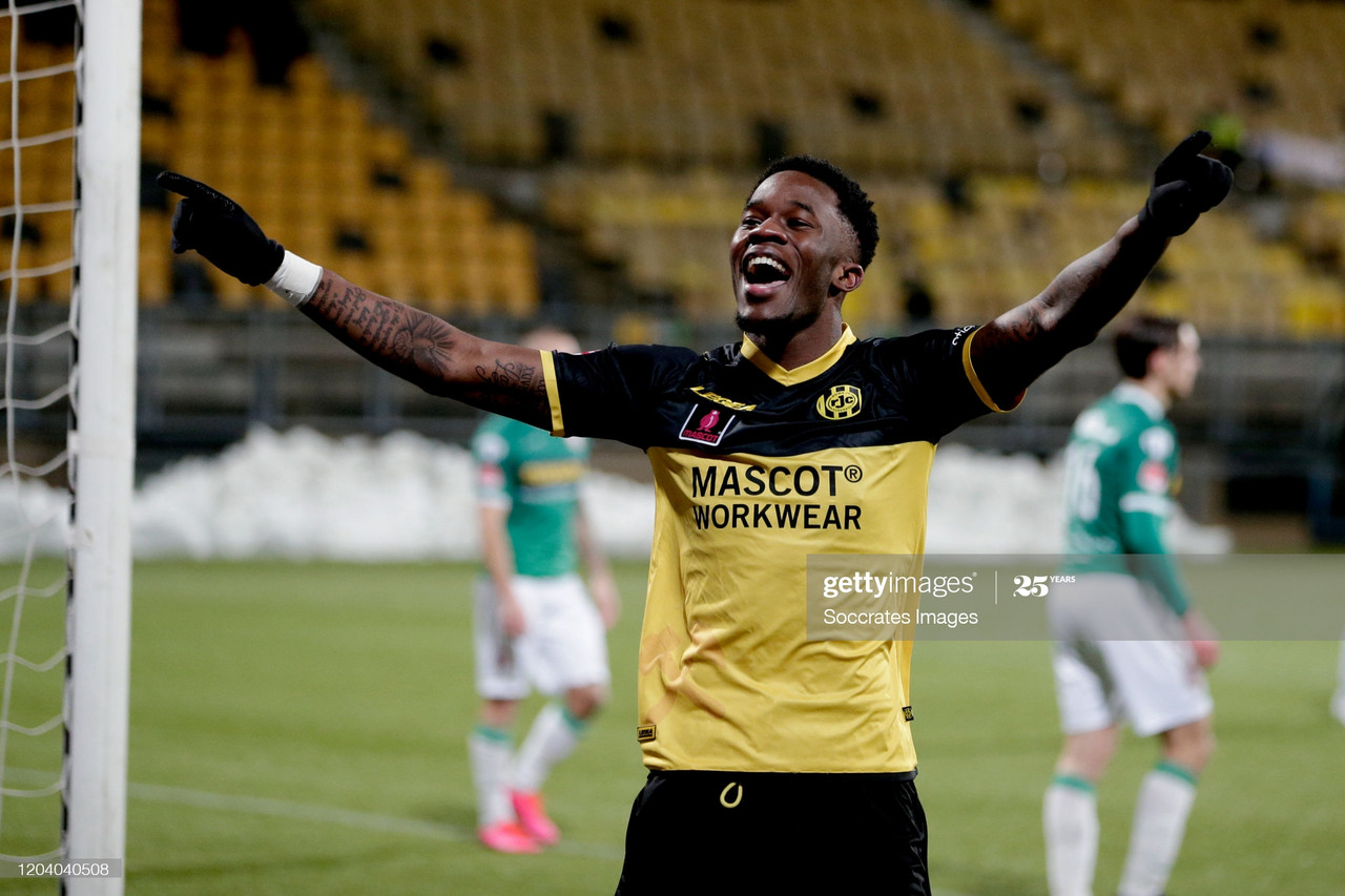 Ike Ugbo: The newly crowned King of Kerkrade