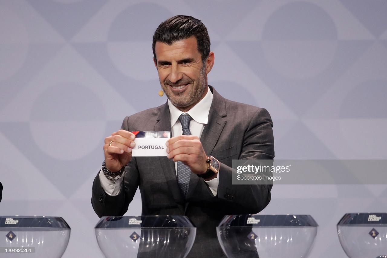 Os adversários de Portugal na Liga das Nações.