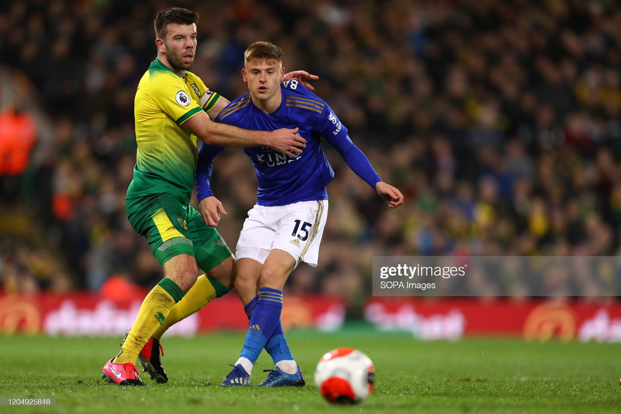Norwich City vs Leicester City: Predicted Line-Ups