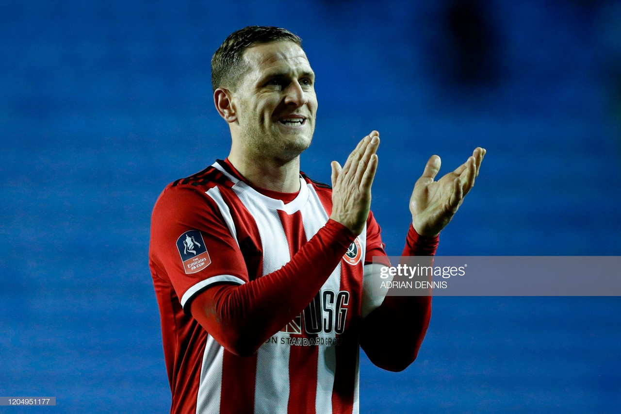 "Billy Sharp: ""We want to go as far as we can"""